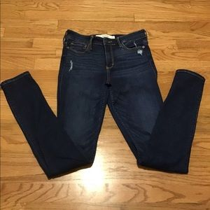 Abercrombie and Fitch 4Long Jeans